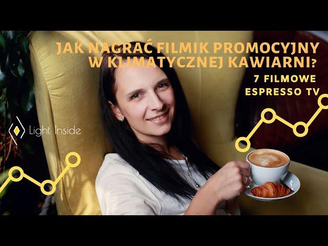 Gdzie nagrać filmik - # 7 Filmowe Espresso TV
