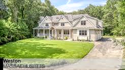 Video of 11 Briar Lane   Weston Massachusetts real estate & homes by Andy Mass