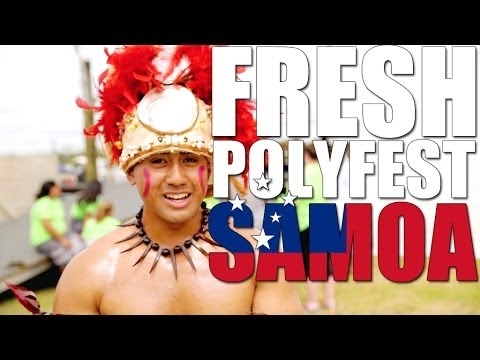 Fresh Episode 23 - Polyfest Samoa: Beulah Koale