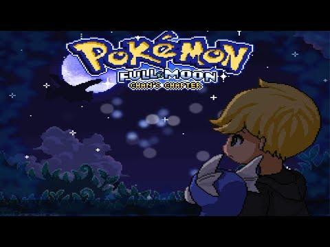 Pokemon Full Moon Chan's Chapter🌙 (Fan Game) Part 1 A SHINY Gameplay Walkthrough