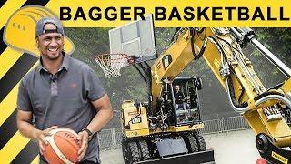 JP Performance - mit Porsche Panamera Turbo S E-Hybrid zum Bagger Basketball