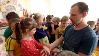 Вин Чунь для детей. Инструктор Артём Бардадим. Дети 4-5 лет