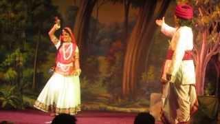 SAKHE GULE ANAR - from marathi sangeet natak SANGEET HONAJI BALA
