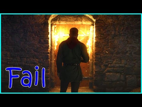 Henry Dies in Jail - Kingdom Come Deliverance Game Ending