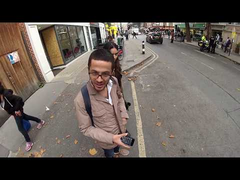 Part 2 - Commuting through streets of London on Evolve electric longboard