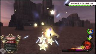 Kingdom Hearts 2.5 - How to beat Lingering Will easily