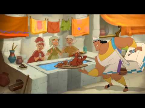 Kronk's New Groove -Be True To Your Groove  (English)