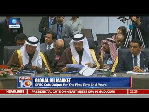 Global Oil Market: OPEC Cuts Output For The First Time In 8 Years