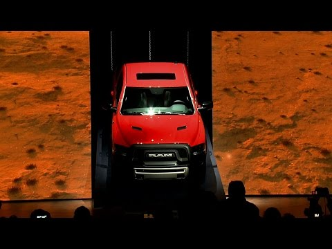Highlights of the 2015 Ram Rebel Introduction at the 2015 NAIAS