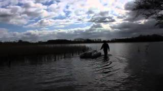 Karpfenangeln-Trip zum Krakower See 2012!