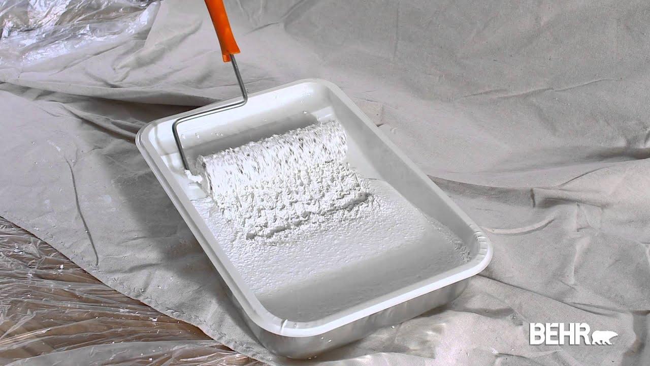Pintura behr como aplicar tradicionalmente pintura for Pintura texturada para exterior