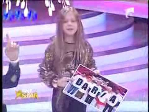 Daria Bahrin, 9 ani, Iasi - Jessie J -