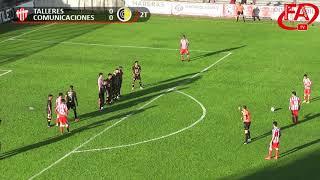FATV 18/19 Fecha 16 - Talleres 0 - Comunicaciones 0