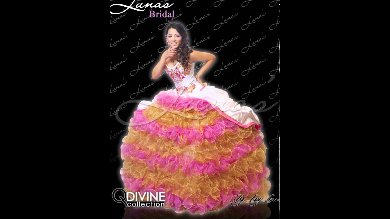 QUINCEANERA DRESSES DRESS GOWNS VESTIDO BAILE SORPRESA SURPRISE ...
