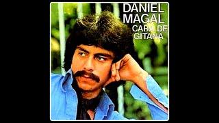 Leandro Gasco con el cantautor Daniel Magal