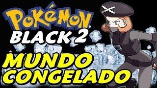 Pokémon Black 2 (Detonado - Parte 22) - Cidade Congelada e Humilau City