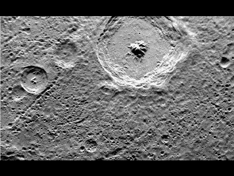 Nasa video: New images from outerspace shed light on mystery of planet Mercury's origin