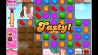 Candy Crush Level 1614 (no boosters, 3 stars)