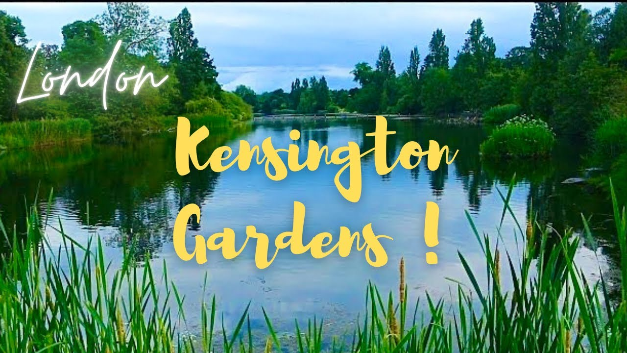 kensington gardens hyde park london in 4k youtube. Black Bedroom Furniture Sets. Home Design Ideas