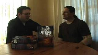 Peter Orullian Talks with Brandon Sanderson - Part 3 of 4