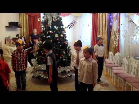 Танец пингвинов видео ::