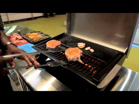 Grandhall Elektrogrill Test : Grandhall infrared electric e grill available at keen gardener