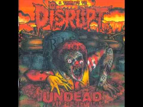 Undead - A Tribute To Disrupt [Disc 1]