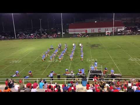 Hancock County Band 8.18.17