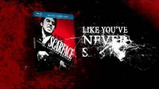 The World Is Yours - Scarface Blu-Ray DVD