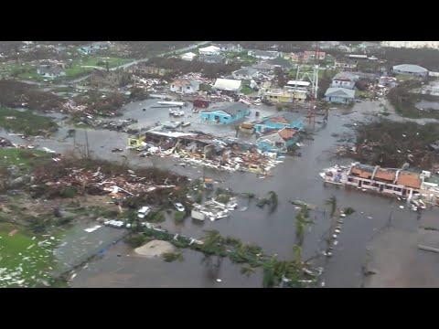 VIDEO: Abaco island after Hurricane Dorian
