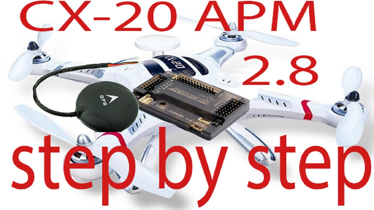 cx20 factory apm to apm 2 6 2 8 step by step youtube