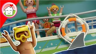 Playmobil Film deutsch - Ausflug zum Korallenriff - Geschichte für Kinder von Familie Hauser