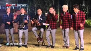 [Kbs world] 탑밴드3 - 즉흥곡 미션! 와러써…