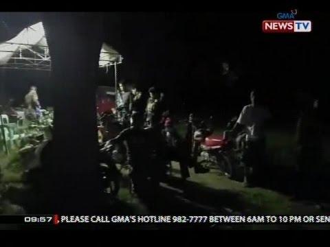 SONA: Kadamay, sa Bustos, Bulacan naman tumungo para okupahin ang isang proyekto ng NHA
