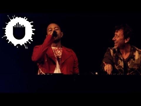Benny Benassi feat. John Legend - Dance the Pain Away (Coachella Teaser)