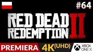 Red Dead Redemption 2 PL  #64 (odc.64)  Dynamit w dłoń i zróbmy to po cichu
