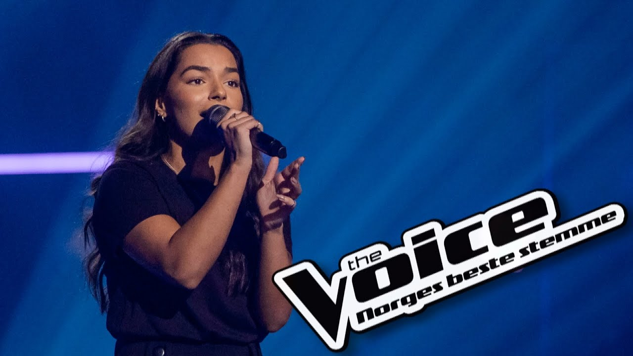 Maria Tetlie |  If I Go (Ella Eyre) | Blind audition | The Voice Norway | S06