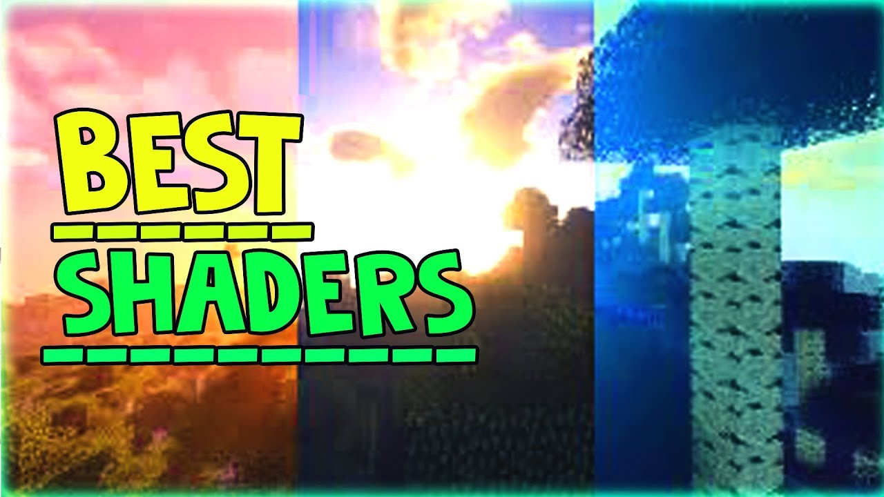 MINECRAFT MCPE/Xbox One/Windows 10 BEST SHADERS SHIFTERY SHADERS
