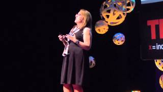 A community safety net to prevent rampage shootings: Bernice Pescosolido at TEDxBloomington