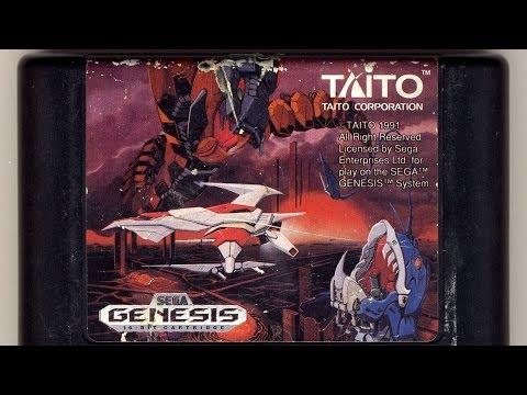 Classic Game Room - SAGAIA for Sega Genesis review thumbnail