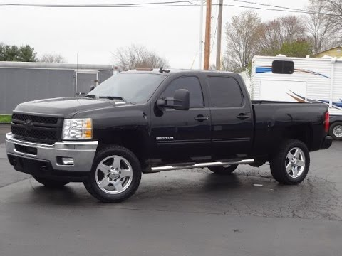 2011 chevy 2500hd duramax diesel 4x4 sold youtube. Black Bedroom Furniture Sets. Home Design Ideas