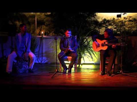 Pedro Contreras, Juan David Lázaro y Moi Santiago.