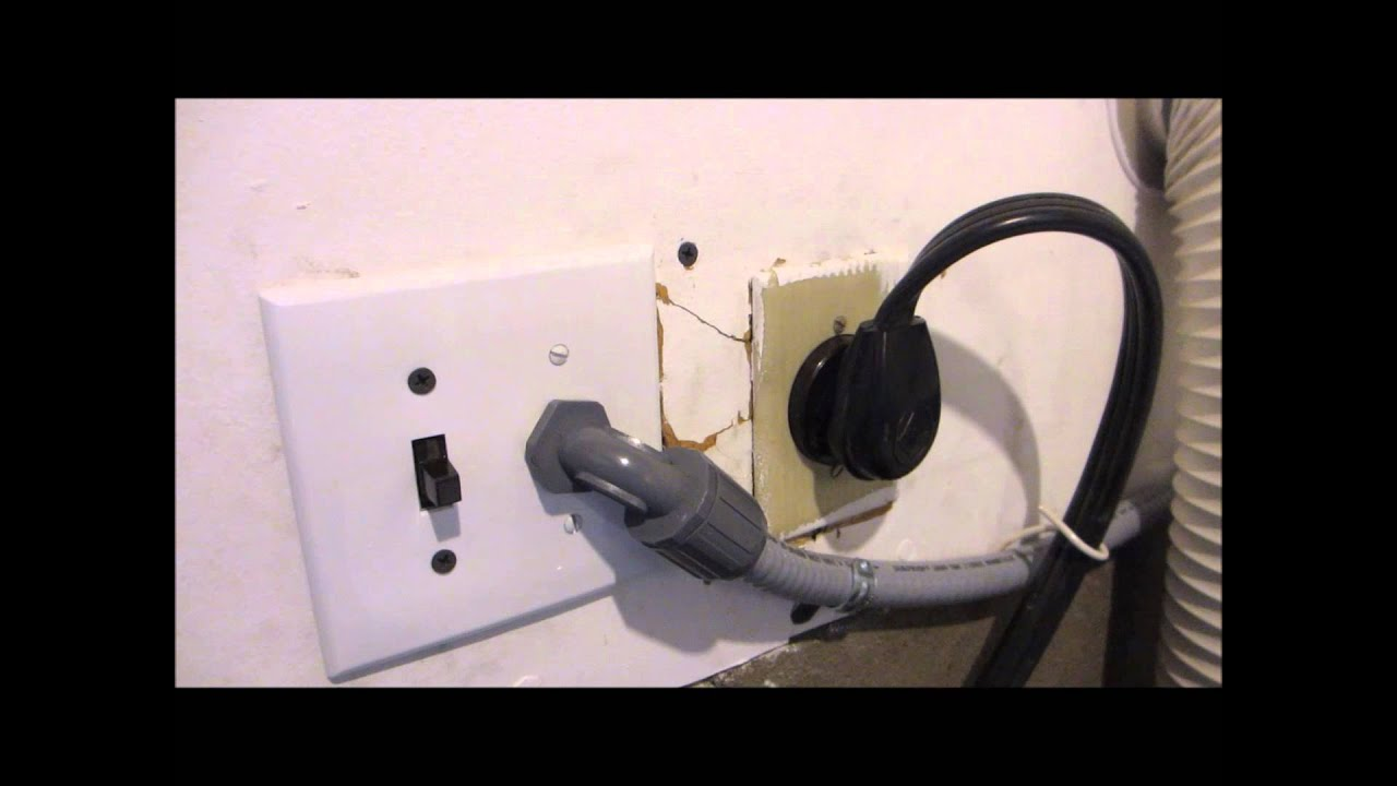 Nissan Leaf 30 Amp Dryer Circuit Charging Youtube Wiring 220v