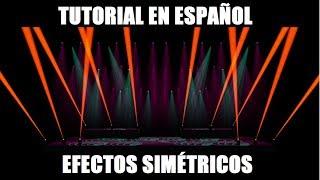 Cómo Crear Efectos Simétricos en MA2!!??