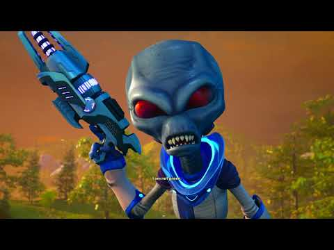 Destroy All Humans! - PAX East 2020 Gameplay