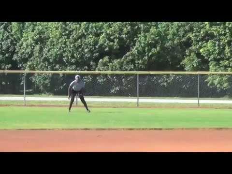Michenou Marselia (Palm Beach State College) Softball Skills