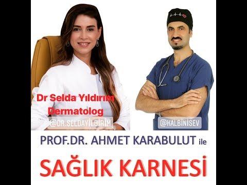 CİLDİNİZİ GENÇ TUTMANIN SIRLARI (BİLMENİZ GEREKENLER) - DR SELDA YILDIRIM - PROF DR AHMET KARABULUT