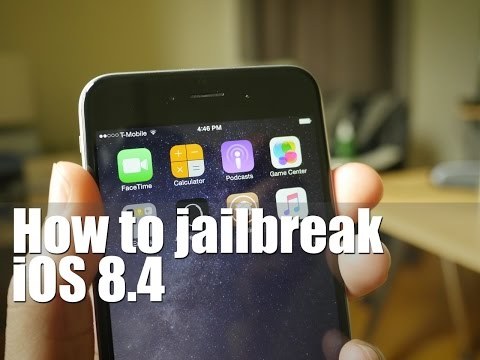 Hướng dẫn Jailbreak iOS 8.4 sử dụng công cụ TaiG 2.2.0