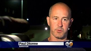 Man Struck By Lightning At Venice Beach Lucky To Be Alive
