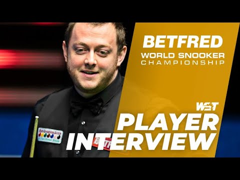 Mark ALLEN Sweeps Aside Lyu Haotian In Round One |  World Championship